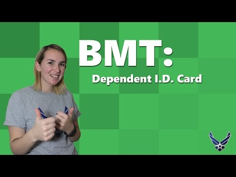 How do I get a Military Dependent I.D. Card?