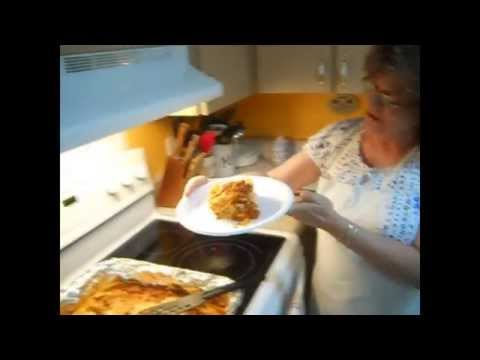 How to make HOMEMADE AUTHENTIC Italian Lasagna - Easy Instructional Video