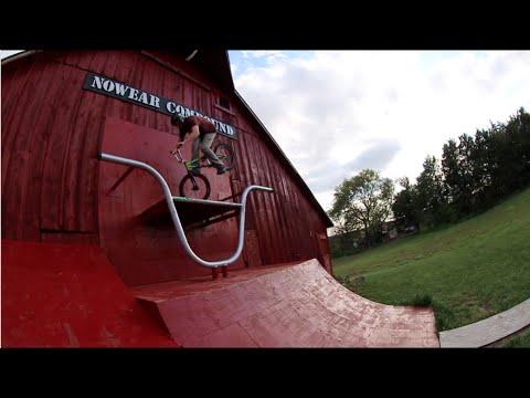 Sending it in Nebraska! NoWear's Backyard Contest Series