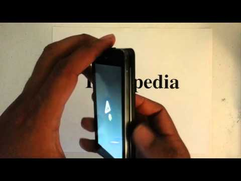 How to Factory Restore Hard Reset or Password Wipe the Motorola Droid 3 Verizon