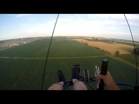 My First Ultralight Flight