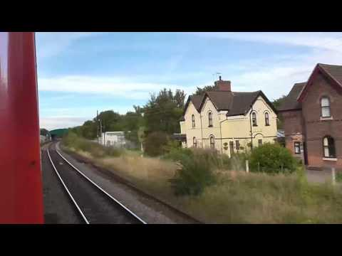 Loughborough to  Nottingham by train