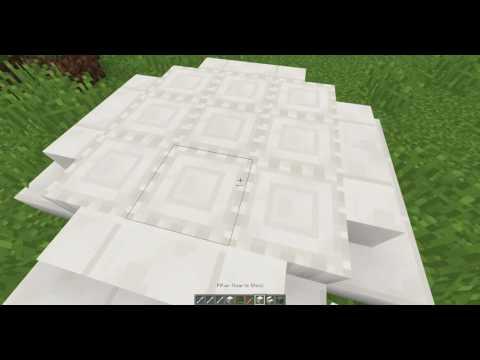Minecraft Warp Pads