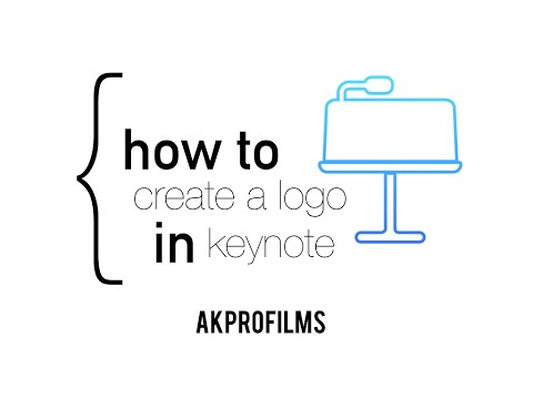 How to Create Logos or Graphic Designs in Keynote