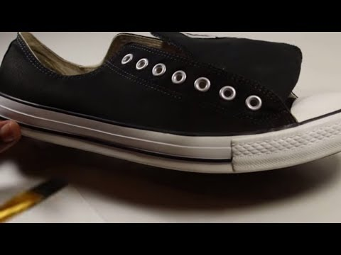 How To Dye Canvas Shoes Easy  How To Dye Shoes