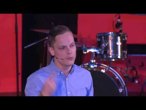 Roses, Violets, Preconceptions ... Poetry | Kyle Louw | TEDxCapeTown