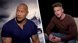 THE ROCK VS. JOE WELLER