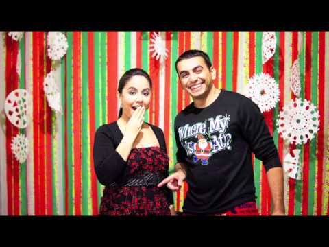 Tacky Sweater Christmas Party Photo Booth