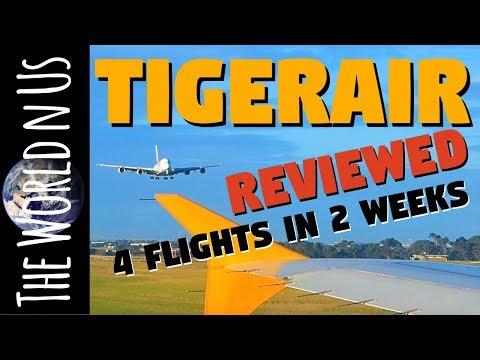 Tigerair Review | Tigerair Flights Australia | Flying with Kids