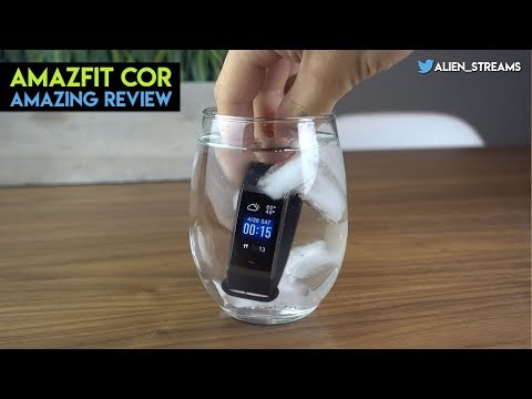 Amazfit Cor Eng Version Awesome Review