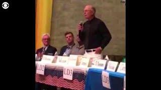 Arizona candidate stuns gun control advocates, says he fatally shot mother in self-defense