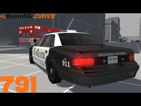BEAMNG DRIVE #791 I Unfall Simulation I I Let's Play BeamNG Drive mit GCG [Alpha] [HD]