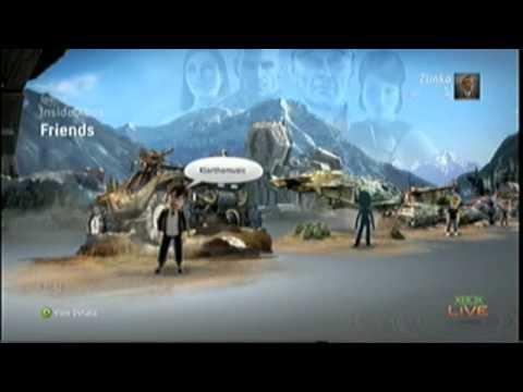 Xbox 360 - Halo Wars Premium Theme