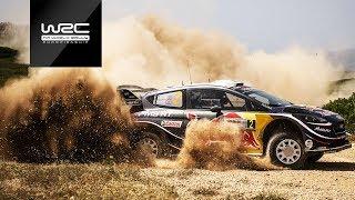 WRC - Rally Italia Sardegna 2018: Neuville vs. Ogier