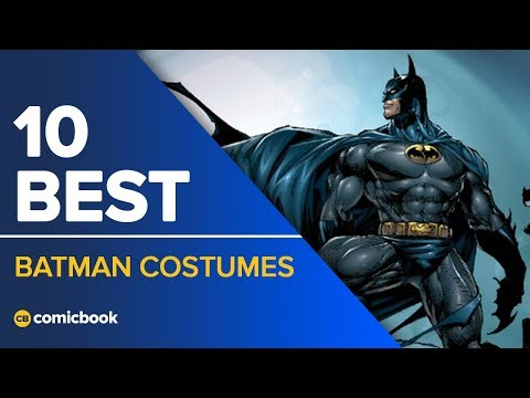 10 Best Batman Costumes