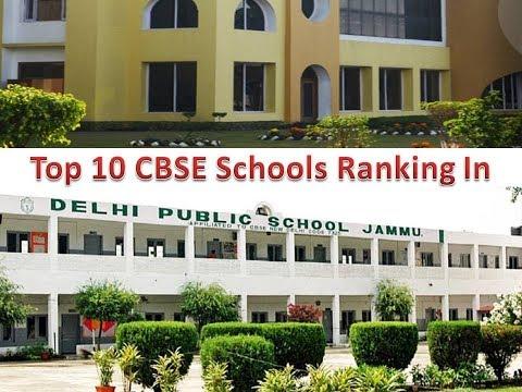 Top 10 CBSE Schools Ranking In Jammu