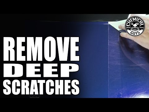 How To Remove REALLY Deep Scratches and Swirl Marks! - Nissan Altima - Chemical Guys Car Care