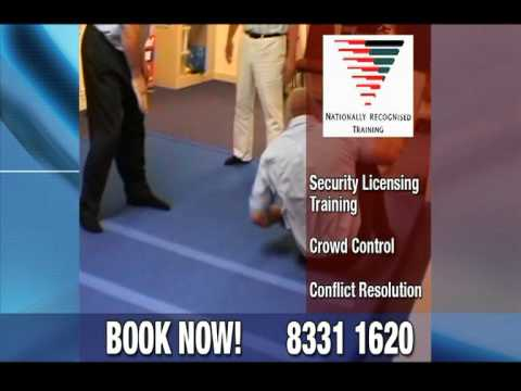 Tactical Training Australia - Security Training