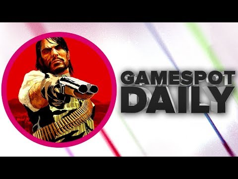 Red Dead Redemption Gets 4K Update On Xbox One X - GameSpot Daily