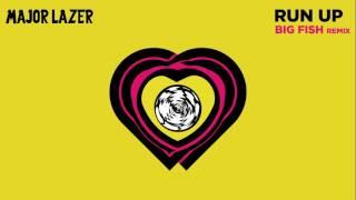 Major Lazer - Run Up (feat. PARTYNEXTDOOR & Nicki Minaj) [Big Fish Remix]