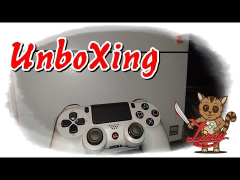 PS4 20th Anniversary Edition [UnboXing][German/Deutsch] Limited Playstation