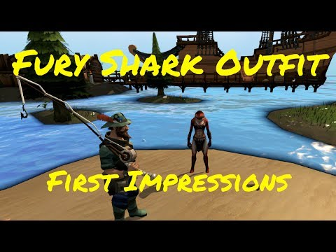 Fury Shark Outfit Overview