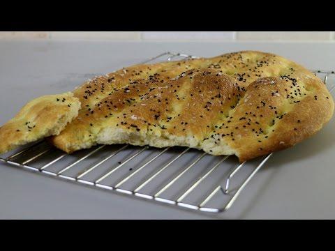 Turkish Flatbread - Pide