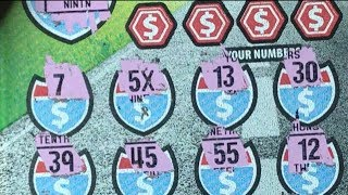 Multiple wins in CASH WANTED California Scratcher Tickets