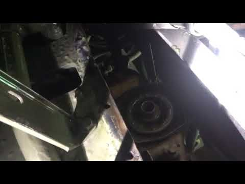 3406c cat engine coolant in the oil