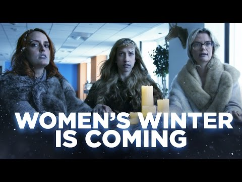 Why Summer is Women's Winter