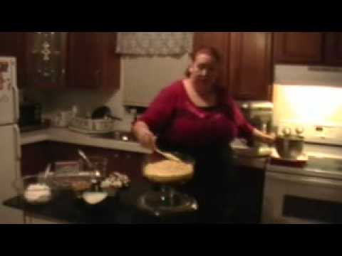 Betty's New Philly Pea Pickin' Cake