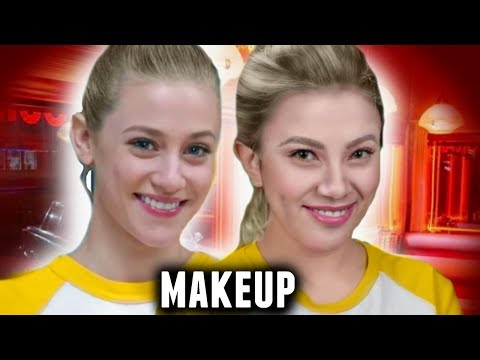 BETTY COOPER MAKEUP TUTORIAL! | Riverdale/Archie Halloween Costume Idea 2017🎃