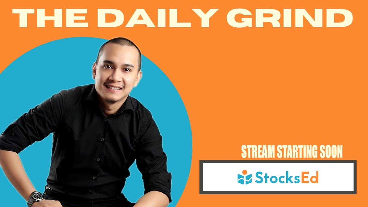 Usapang Trading | PodCast Tuesday | The Daily Grind
