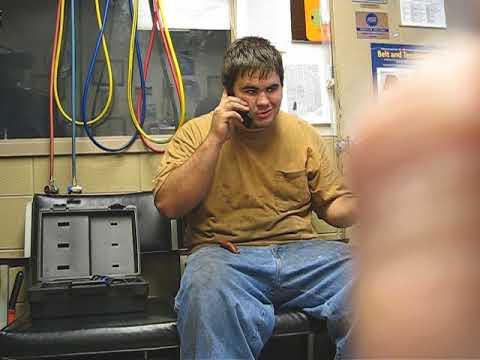 Buck's Phone Call