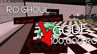 roblox ro ghoul code