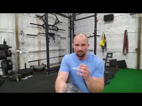 Workout Request EP 1: Strength with Jumper's Knee and Golfer's Elbow