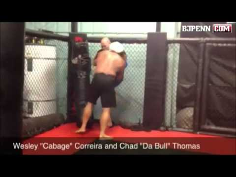 Catching up with BJ Penn 10/9/12