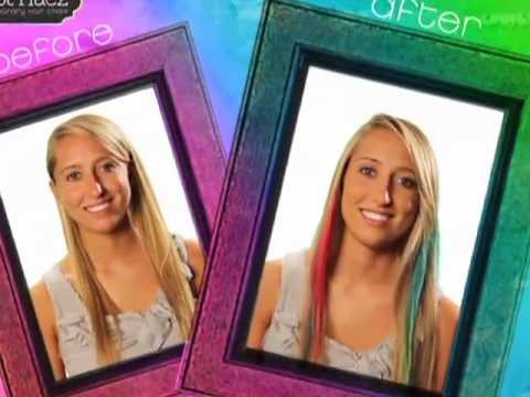 Hot Huez™ Temporary Hair Chalk | Official Commercial 2 | Top TV Stuff