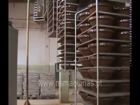Large Ceramic Machine for Clay Pots
