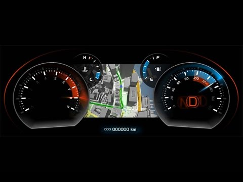 5 Upgrades for Your Old Car with New Car Tech(Digital Instrument Cluster)