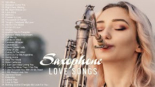 Greatest 200 Romantic Saxophone Love Songs - Best Relaxing Saxophone Songs Ever - Instrumental Music