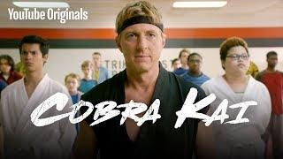 Cobra Kai Official Teaser Trailer #2 (Karate Kid) - Sensei Johnny