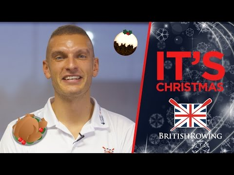 Merry Christmas from British Rowing!