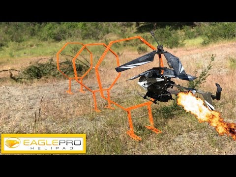 Eagle Pro Drone Obstacle Course Review