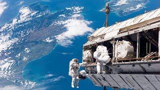 LIVE NASA BR / A Terra Vista Do Espaço (oficial)™