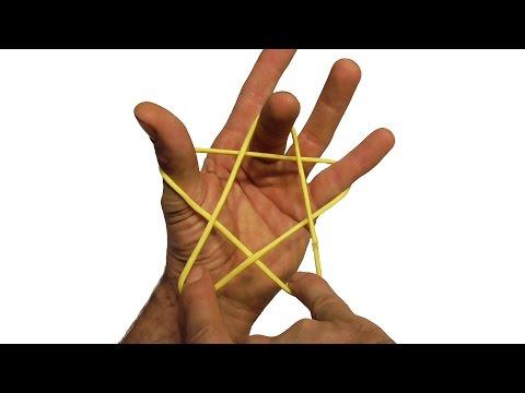 String Tricks! Easy Beginners String Figure Star