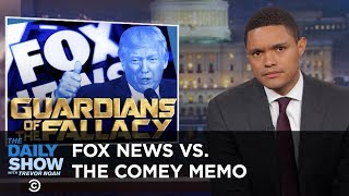 a special prosecutor steps in  fox news doesnt get the comey memo the daily show