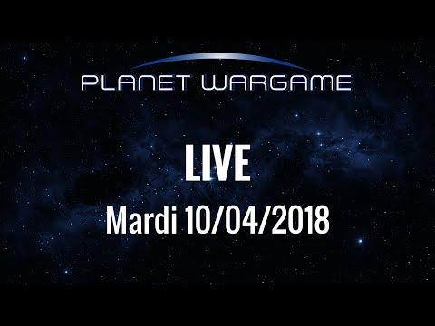 Planet Wargame Live 10/04/2018: Idoneth Deepkin & Pourquoi jouer aux jeux de figurines en 2018?