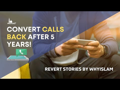 Convert calls back after 6 years