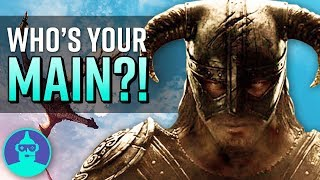 What YOUR Skyrim Race Says About YOU!!! 🤔 | The Leaderboard